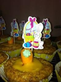 Rezept: Oster-Muffins