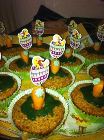 Oster-Muffins - Rezept - Bild Nr. 7