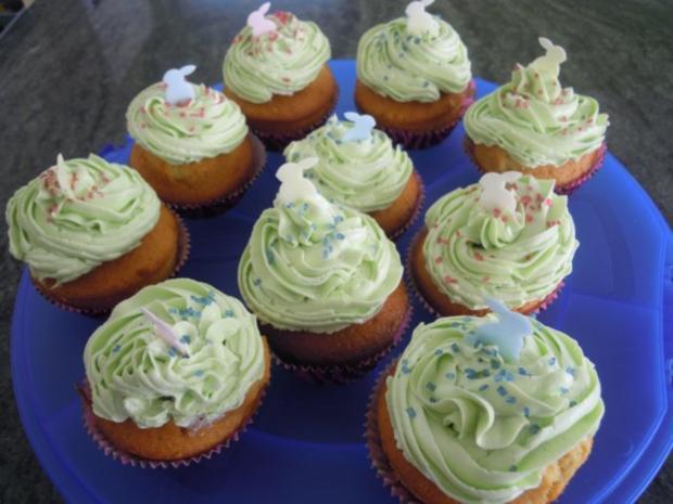 Oster- Cupcakes - Rezept - Bild Nr. 2