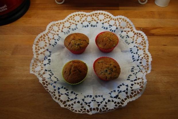 Blaubeer-Muffins - Rezept - Bild Nr. 4