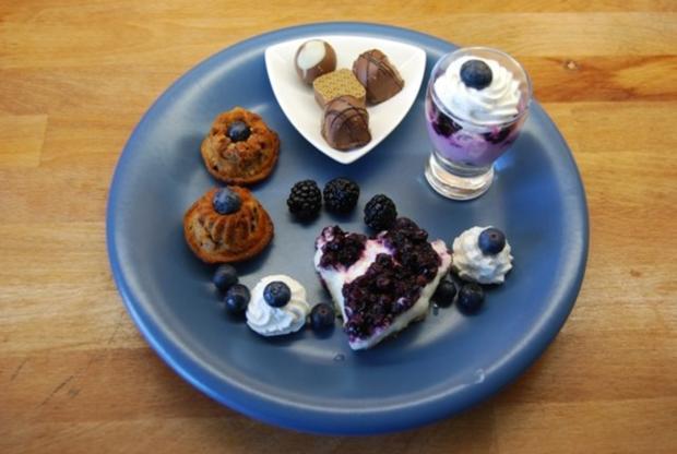 Blaubeer-Muffins - Rezept - Bild Nr. 5