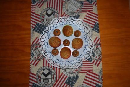 Blaubeer-Muffins - Rezept