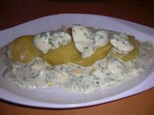 Grüne Soße mit Ei (leichte Zubereitung) - Rezept