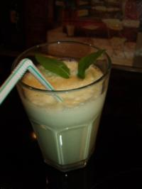 Minz-Vanille-Shake - Rezept