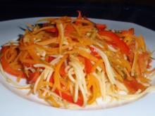Spaghetti mit Pfiff a la Linda - Rezept