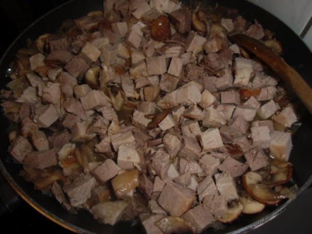Steak au four - Steaks mit Würzfleisch - Rezept - Bild Nr. 12