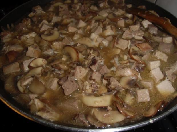 Steak au four - Steaks mit Würzfleisch - Rezept - Bild Nr. 13
