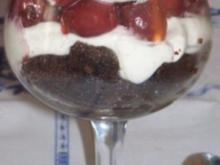 Schwarzwälder Dessert, wie ich es mache - Rezept