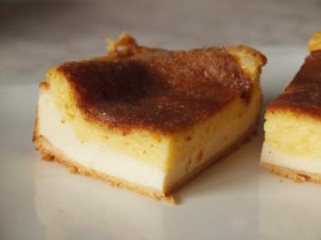 Rezept: Kuchen: Eierschecke aus der Oberlausitz
