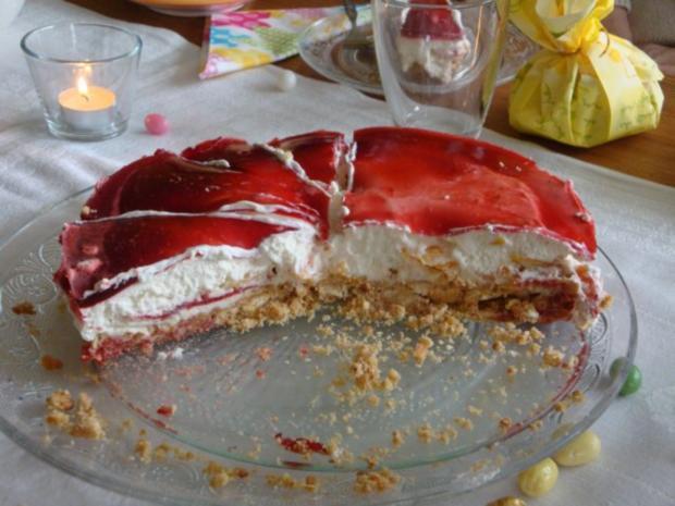 Philadelphia Torte  Nr. 2 - Rezept