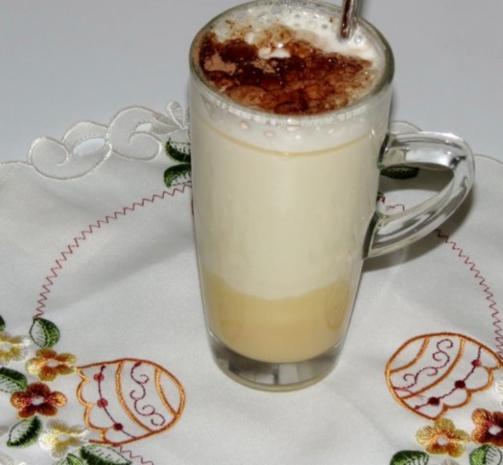 Sisserl's *Oster - Milch* - Rezept