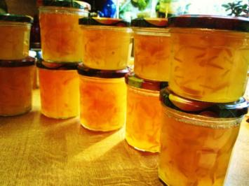 Zitronen-Marmelade 2013 - Rezept