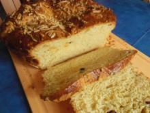 Kuchen: Osterbrot - Rezept