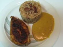 Orientalischer Dattel - Reis - Rezept