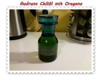 Öl: Chiliöl mit Oregano - Rezept