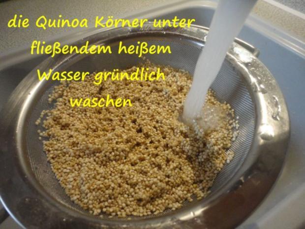 Quinoa Törtchen - Rezept - Bild Nr. 2