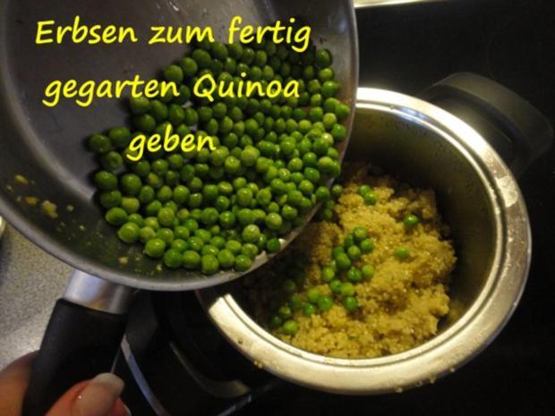 Quinoa Törtchen - Rezept - Bild Nr. 7