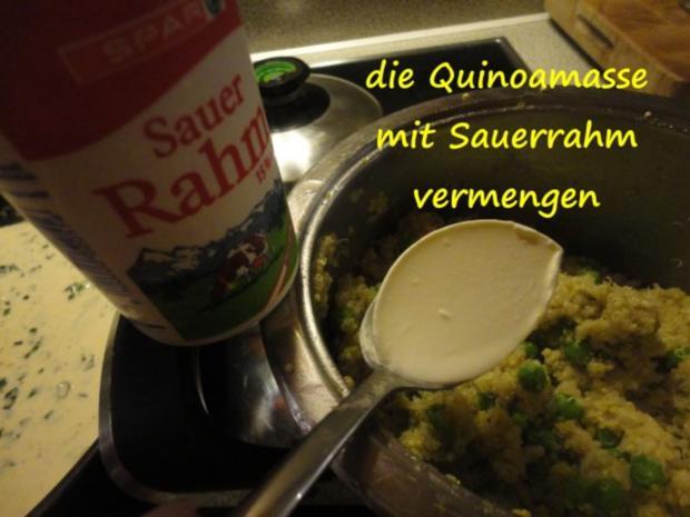 Quinoa Törtchen - Rezept - Bild Nr. 8