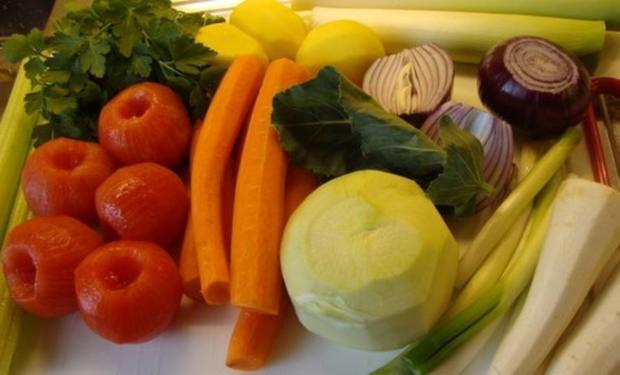 """Grundrezept für meine """"gekörnte Gemüsebrühe"""" - Rezept - Bild Nr. 2"""