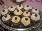 Möhren - Cupcakes - Rezept