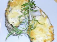 Austern überbacken - Rezept