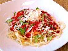 Nudeln mit Tomatensoße ... - Rezept - Bild Nr. 9