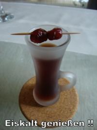 Cranberry Likörchen - Rezept