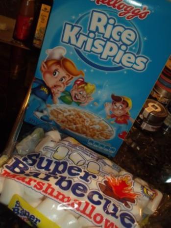 Rice-Krispies-Marshmallow-Riegel - Rezept - Bild Nr. 2