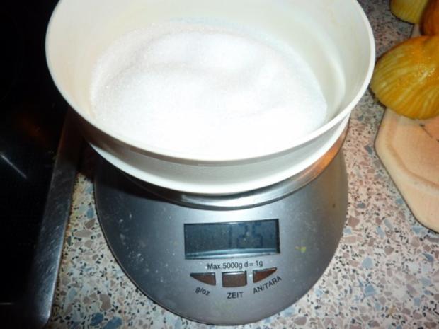 Getränk: Zitronensirup - Rezept - Bild Nr. 3