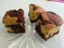 Kokos Schokoladen Kuchen - Rezept