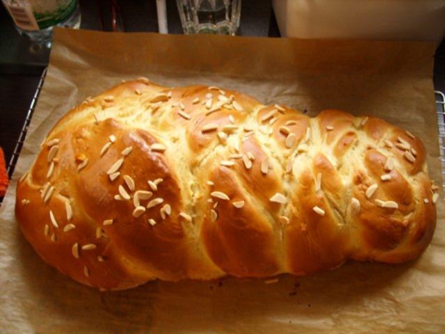Brot Hefezopf Rezept Mit Bild Kochbarde