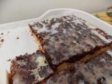 Saure-Sahne-Kuchen - Rezept