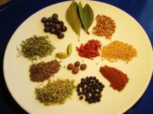 Gewürze: Mischung für Wildgerichte ... - Rezept