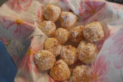Kokosbällchen - Rezept