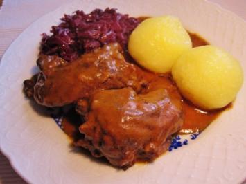 Hasenbraten zu Ostern ... - Rezept