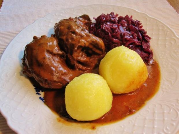 Hasenbraten zu Ostern ... - Rezept - Bild Nr. 8