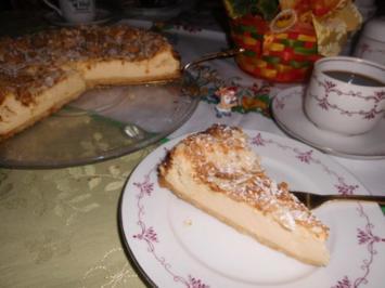 Rezept: Italienischer Käsekuchen>>