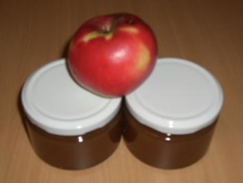 Apfel-Zimt  Marmelade - Rezept