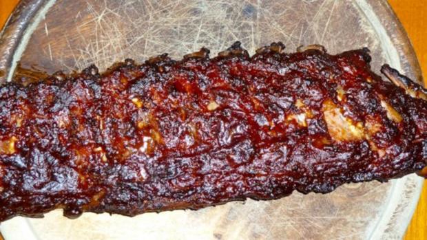 Barbecue SpareRibs - Rezept - Bild Nr. 3