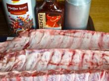 Barbecue SpareRibs - Rezept