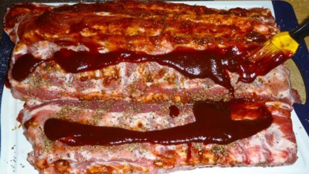Barbecue SpareRibs - Rezept - Bild Nr. 2