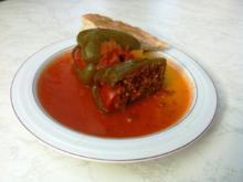 Gefüllte Paprika von Sevkoc nach türkischer Art - Rezept - Bild Nr. 2