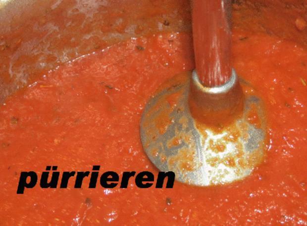 Sisserl's ~ *Tomatensoße für Pizza* - Rezept - Bild Nr. 3