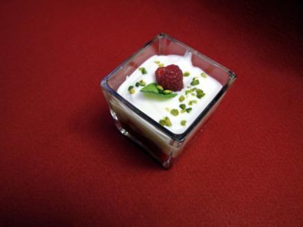 Himbeer-Joghurt-Traum - Rezept