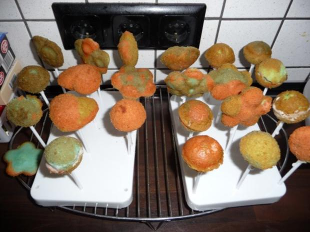 Zitronen-Cake-Pops - Rezept - Bild Nr. 8