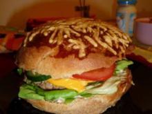 Burger-Brötchen - Rezept