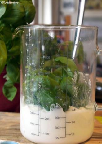 Basilikum-Avocado-Dressing - Rezept - Bild Nr. 4