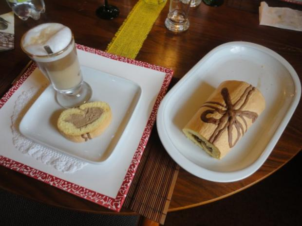 Kaffee Roulade - Rezept