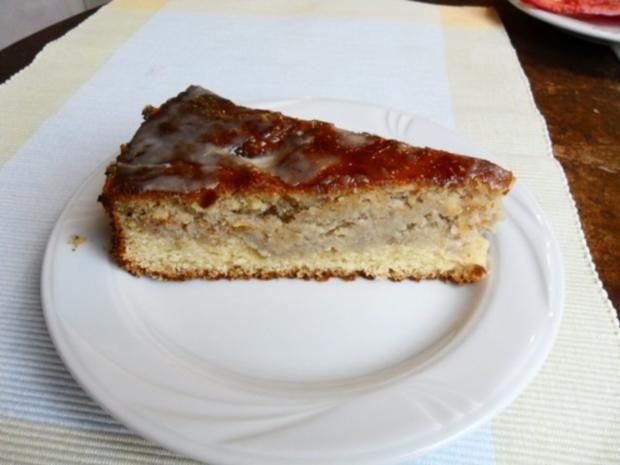 Apfel-Marzipan-Kuchen - Rezept - Bild Nr. 2