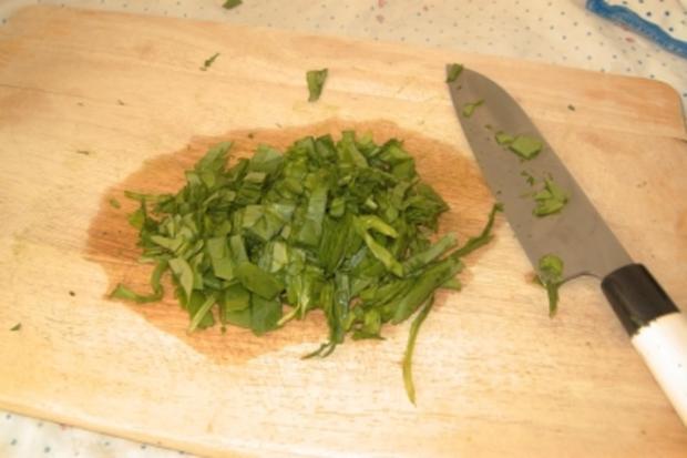 Teigtaschen, mit Spinat gefüllt - Rezept - Bild Nr. 2